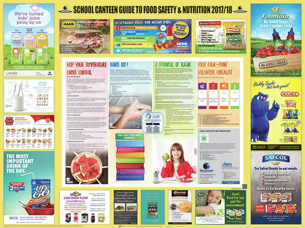 importance of food safety in school canteen With the start of school year 2016 - 2017, reminder is given on the need to strictly comply with the issued guidelines on food safety in school canteens.
